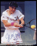Autographs, Jennifer Capriati Signed 8 x 10 Photograph