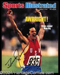 Autographs, Bruce Jenner Lot of 2 Signed Photos