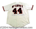 Autographs, Willie McCovey Signed Giants Jersey