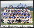 Autographs, The 1969 Miracle Mets Team Signed Photograph