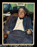 Autographs, Branch Rickey Rare Signed Photograph