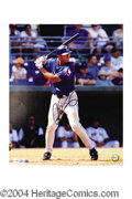 Autographs, Alex Rodriguez Signed 16 x 20 Photograph