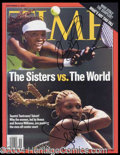 Autographs, Serena & Venus Williams Signed Magazine