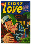 Golden Age (1938-1955):Romance, First Love Illustrated #35 - File Copy (Harvey, 1953) Condition:VF+....