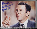 "Autographs, Don Adams Signed ""Get Smart"" Photograph"