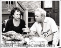 Autographs, Archie Bunker's Place Signed Photograph