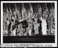 Autographs, James Cagney Signed Photo Yankee Doodle Dandy