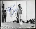 Autographs, David Cassidy Signed Photo Lot