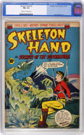 Golden Age (1938-1955):Horror, Skeleton Hand #3 (ACG, 1953) CGC FN+ 6.5 Cream to off-whitepages....
