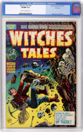 Golden Age (1938-1955):Horror, Witches Tales #26 File Copy (Harvey, 1954) CGC VF/NM 9.0 Cream tooff-white pages....