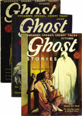 Pulps:Horror, Ghost Stories Group (Macfadden, 1926-27) Condition: Average VG+.... (Total: 4)
