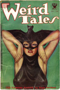 Pulps:Horror, Weird Tales (Pulp) 1933-10 (Popular Fiction, 1933) Condition:GD/VG....