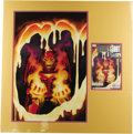 Original Comic Art:Covers, Joe Jusko - Marvel Double Shot #4 Cover Original Art (Marvel,2003). ...