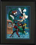 "animation art:Limited Edition Cel, ""Girl's Finest"" Limited Edition Cel #161/350 Original Art (WarnerBros., 2000). ..."