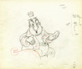 """Animation Art:Production Drawing, """"Mother Goose Goes Hollywood"""" Animation Production Drawing OriginalArt, Group of 2 (Disney, 1938).... (Total: 2)"""