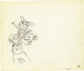 "Animation Art:Production Drawing, ""Mother Goose Goes Hollywood"" Animation Production Drawing OriginalArt, Group of 3 (Disney, 1938).... (Total: 3)"