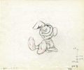 "Animation Art:Production Drawing, Mickey Mouse ""Fantasia"" Animation Production Drawing Original Art (Disney, 1940)...."