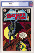 Silver Age (1956-1969):Superhero, Detective Comics #382 (DC, 1968) CGC NM+ 9.6 Cream to off-white pages....