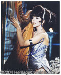 Autographs, Joan Collins Signed 8 x 10 Photo