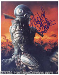Autographs, Michael Clarke Duncan Signed 8 x 10 Photo