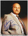 Autographs, Dennis Franz Signed NYPD Blue 8 x 10 Photo
