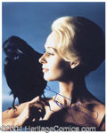 Autographs, Tippi Hedren Signed Photo from The Birds