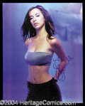 Autographs, Jennifer Love Hewitt Signed 8 x 10 Photo