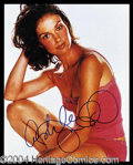 Autographs, Ashley Judd In-Person Signed Photo