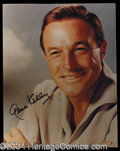 Autographs, Gene Kelly Signed 8 x 10 Photograph