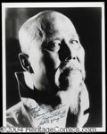 Autographs, Keye Luke Signed 8 x 10 Photo Kung-Fu