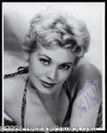 Autographs, Kim Novak 8 x 10 Signed Photograph