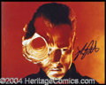 Autographs, Robert Patrick Signed T2 Photograph