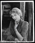 Autographs, Mary Pickford Signed 8 x 10 Photograph