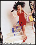 Autographs, Alicia Silverstone Signed 8 x 10 Photograph
