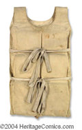 Autographs, Titanic Screen Worn Life Jacket Fox COA