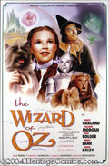 Autographs, The Wizard of Oz Munchkin Signed Movie Poster