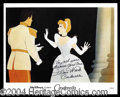Autographs, Ilene Woods Signed Cinderella Photograph