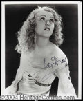Autographs, Fay Wray Signed Photograph from King Kong