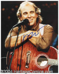 Autographs, Jimmy Buffett Signed 8 x 10 Photograph