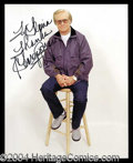 Autographs, George Jones Signed 8 x 10 Photograph