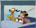 "Animation Art:Production Cel, ""The Simple Things"" Animation Production Cel Set-Up Original Art(Walt Disney, 1953). ..."