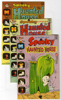 Bronze Age (1970-1979):Humor, Spooky Haunted House #1-12 File Copy Group (Harvey, 1972-74)Condition: Average VF/NM.... (Total: 12 Comic Books)