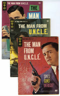 Silver Age (1956-1969):Adventure, Man from U.N.C.L.E. Group (Gold Key, 1965-68) Condition: Average FN/VF.... (Total: 19 Comic Books)