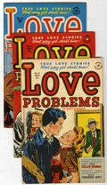 Golden Age (1938-1955):Romance, True Love Problems and Advice Illustrated #11-20 File Copy Group(Harvey, 1951-53) Condition: Average VF/NM.... (Total: 10 ComicBooks)