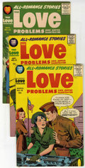 Silver Age (1956-1969):Romance, True Love Problems and Advice Illustrated #38-52 File Copy Group(Harvey, 1956-58) Condition: Average VF/NM.... (Total: 15 ComicBooks)