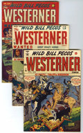 Golden Age (1938-1955):Western, The Westerner Group (Toytown , 1949-51) Condition: Average VF....(Total: 15 Comic Books)