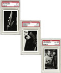 Memorabilia:Science Fiction, Star Trek Complete Trading Card Set (Leaf, 1967)....