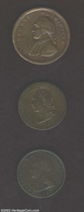 Colonials: , 1783 1C Washington & Independence Cent, Draped Bust, Button ...