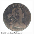 Large Cents: , 1799 1C Fine 12 PCGS. S-189, High R.2. There are three ...