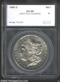 Additional Certified Coins: , 1895-O $1 Dollar AU58 Light/Old Cleaning SEGS (AU58 ...